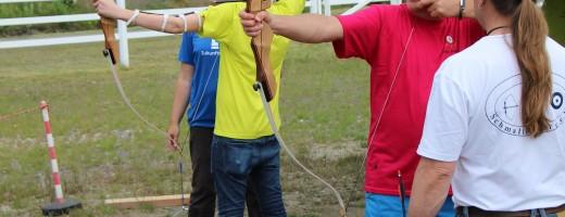 Workshop: Bogen schießen