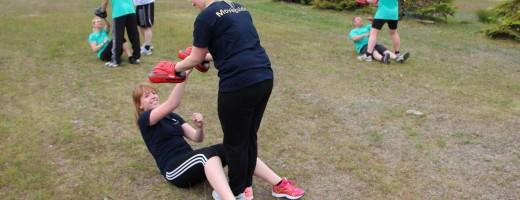 Workshop: Kampfsport (Kapap)