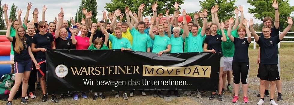 Warsteiner Move Day